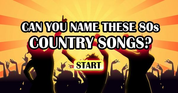 11 out of 12!!  :) 80s Country Lyrical Master!  From Alabama to Dolly, you know your 80s Country songs!