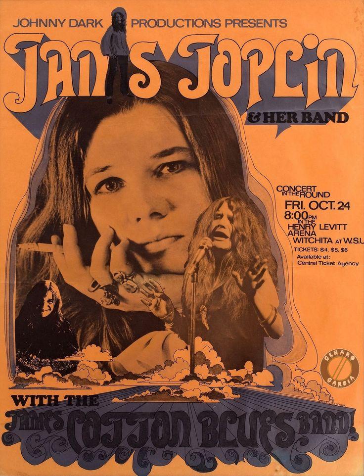 Janis Joplin - genaro garcia - Google+