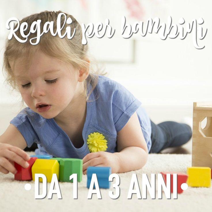 Regali per bambini di 1 anno, 2 anni, 3 anni. Incastri, puzzle, attività stile Montessori per allenare la memoria visiva e il coordinamento oculo-manuale.