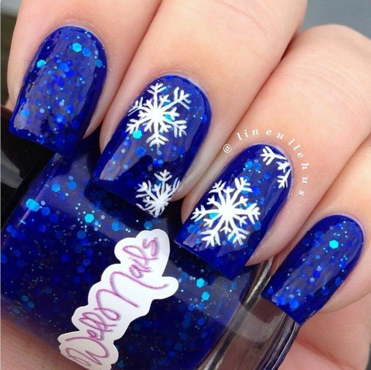 25 beautiful snow nails ideas on pinterest snowflake nails nail art prinsesfo Gallery