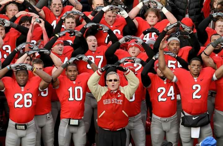 Coach Jim Tressel / Ohio State Football