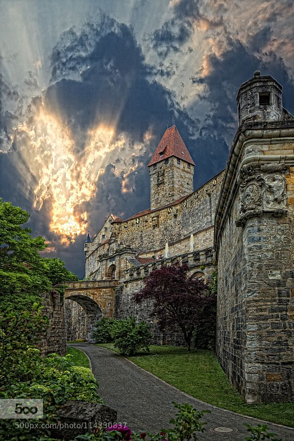 Veste Coburg, Germany by HolgerSchwarz