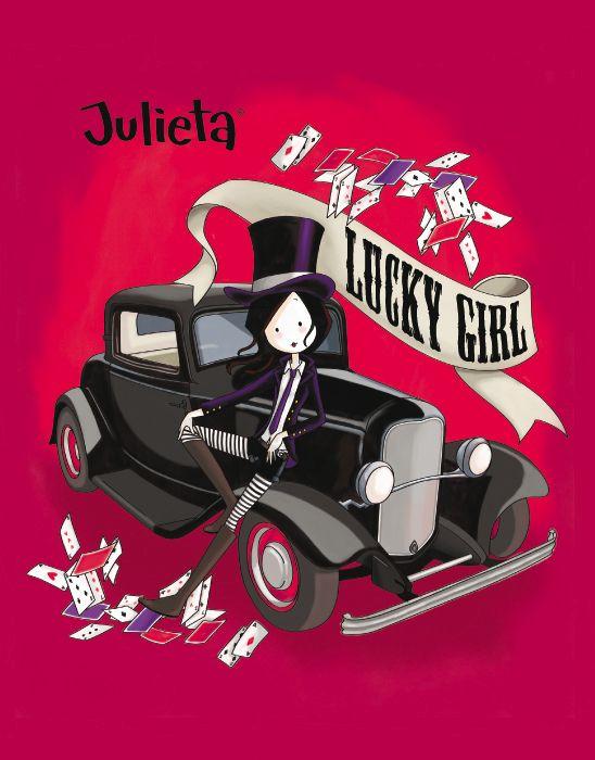 Lucky Girl  www.club-julieta.com