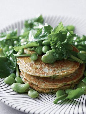 野菜をたっぷりのせて、サラダ感覚で召し上がれ|『ELLE a table』はおしゃれで簡単なレシピが満載!