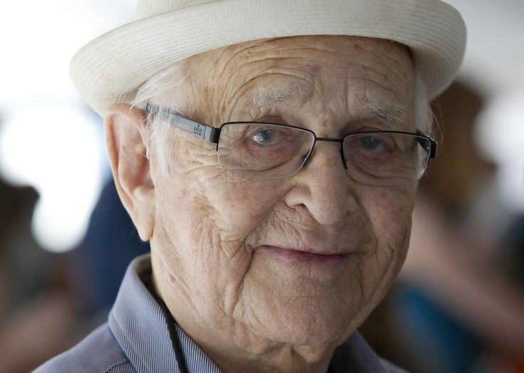 #Norman Lear, Age 95, #Shooting New Pilot About Life, #Sex in Nursing Home...