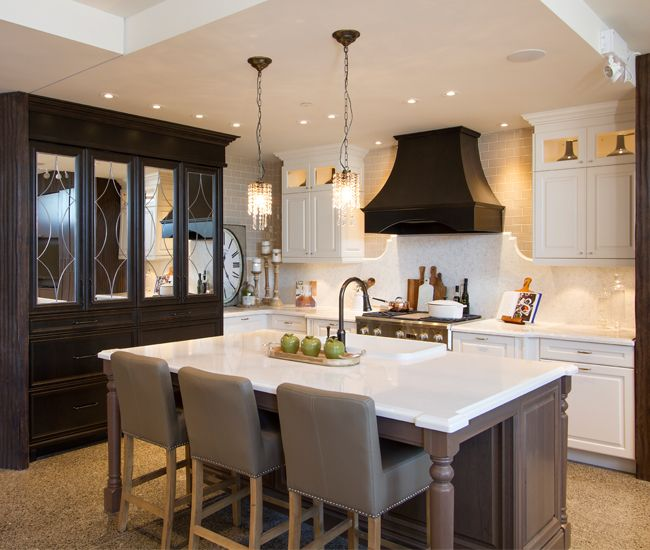 Property Brothers Two Tone Kitchen Cabinets: 208 Best Images About Kitchens On Pinterest