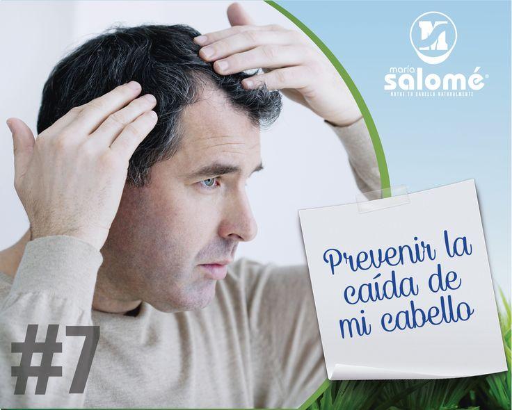 Prevenir la caída de mi cabello.  http://www.mipropositocapilar.com/