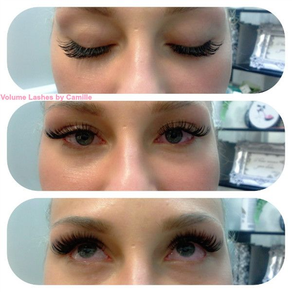 Eyelash extensions before and after  | Eyelash Extensions Chicago