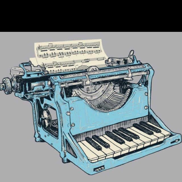 Musical Typewriter.