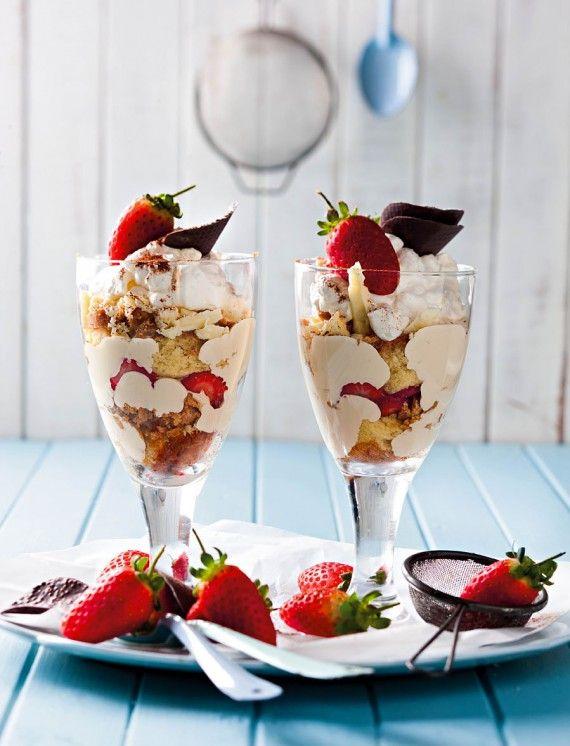 Klits-en-klets-blog: Die lekkerste SARIE trifle-resepte PLUS ons soek jóú gunsteling-resep | SARIE