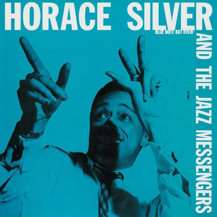 """jazzonthisday: """"Horace Silver and the Jazz Messengers was completed #onthisday in 1955. """""""