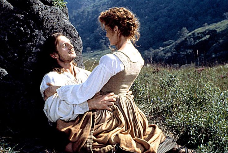 Liam and Jessica in Rob Roy. One of my favs.