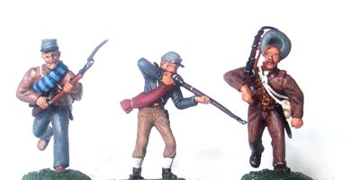 Miniaturelovers is a leading supplier of plastic figures, metal tin figures and miniatures painted by the best in business. Price at: (US$ 3.50)