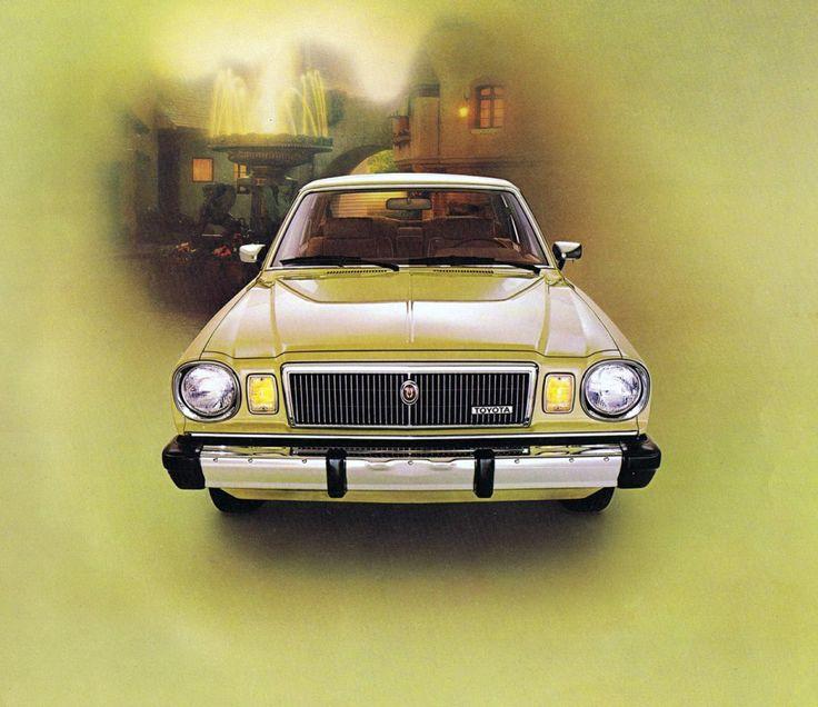 Toyota Cressida '1976–80