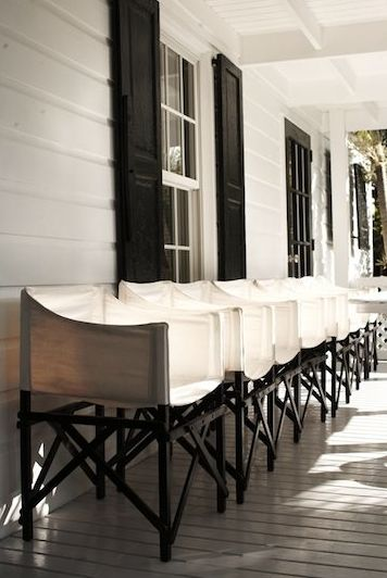 love these chairs.....india hicks 11