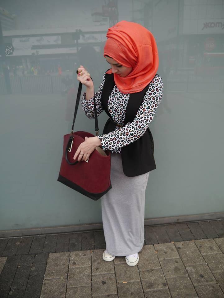 Nabiila Bee - ♥ Muslimah fashion & hijab style