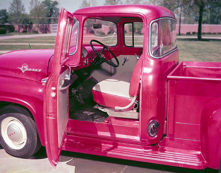 Pink Car Seats
