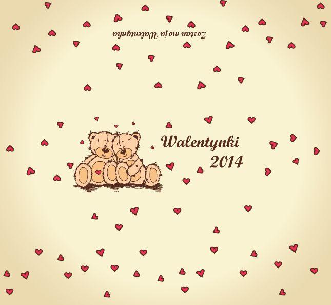 Krówki na Walentynki #KrowkiPolskie #Walentynki #krowkiZnadrukiem