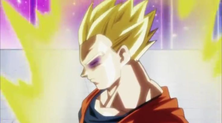 Super Saiyan Gohan On Dragon Ball Super