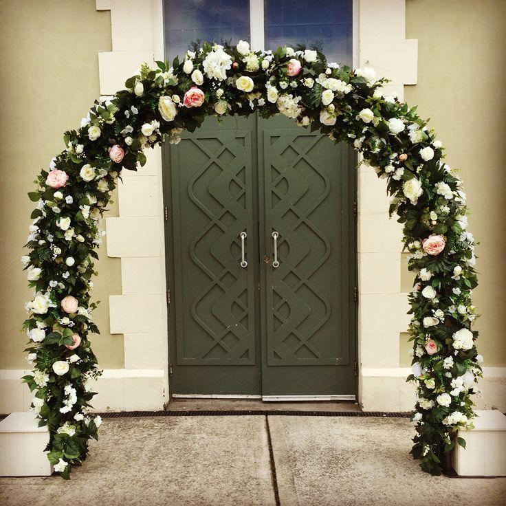 Wedding Arch by cherryblossomweddings.net