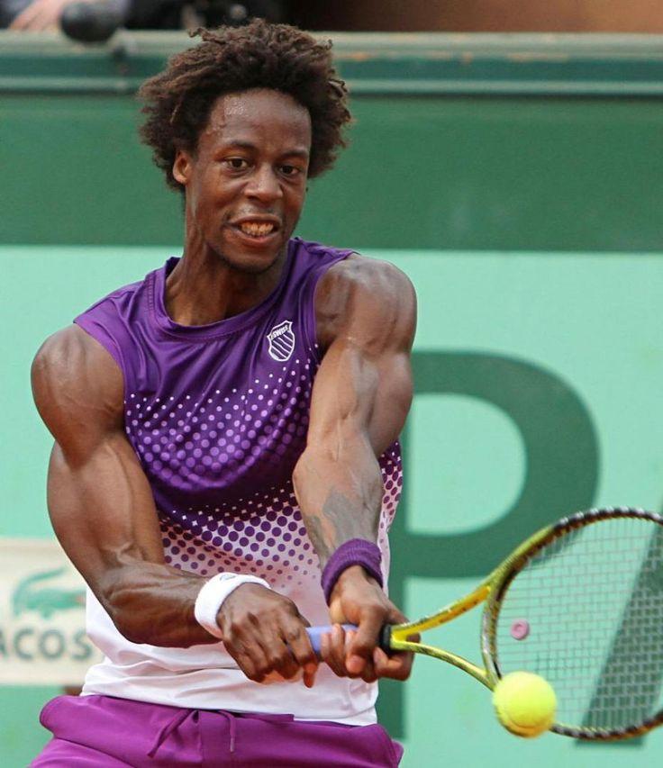 Wimbledon 2013 : Gaël Monfils a eu beaucoup de problèmes physiques ces dernières années.