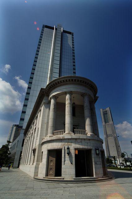 ヨコハマ創造都市センター(旧第一銀行横浜支店) みなとみらい 歴史建築 横浜 観光