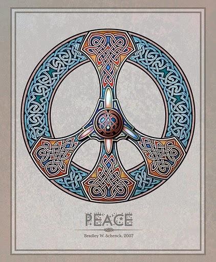 Inner Peace Symbol Tattoos: 25+ Unique Coexist Tattoo Ideas On Pinterest