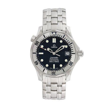 Omega Seamaster Professional Chronometer Automatic  // 762-TM10376 // c.1990