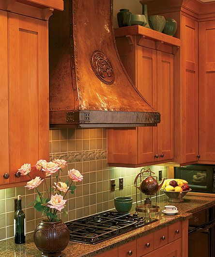 Today S Arts Crafts Kitchens: Best 25+ Copper Hood Ideas On Pinterest
