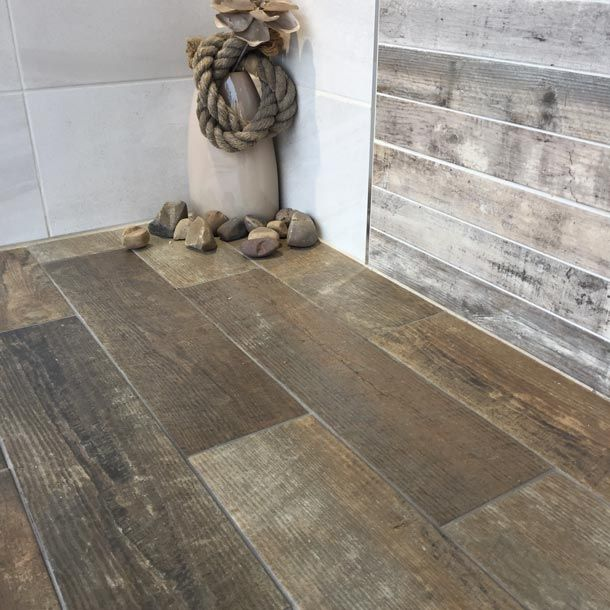 Tumbled Noce Stone Effect Travertine Wall Tile Pack Of 15: 100 Best Wood Effect Floor Tile Images On Pinterest