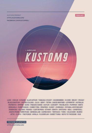 Shimmer and Glow at Kustom9! | Seraphim.