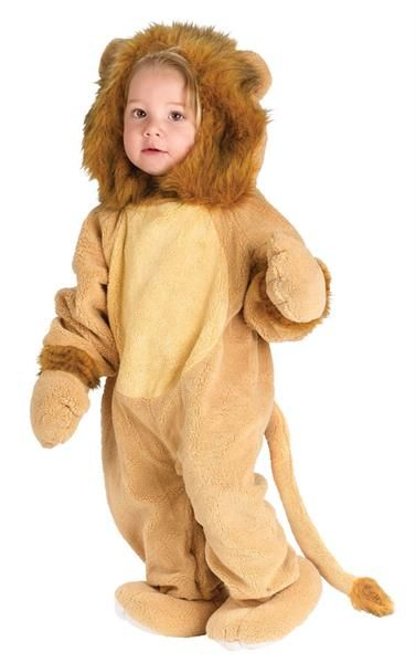 Костюм льва тигра детский