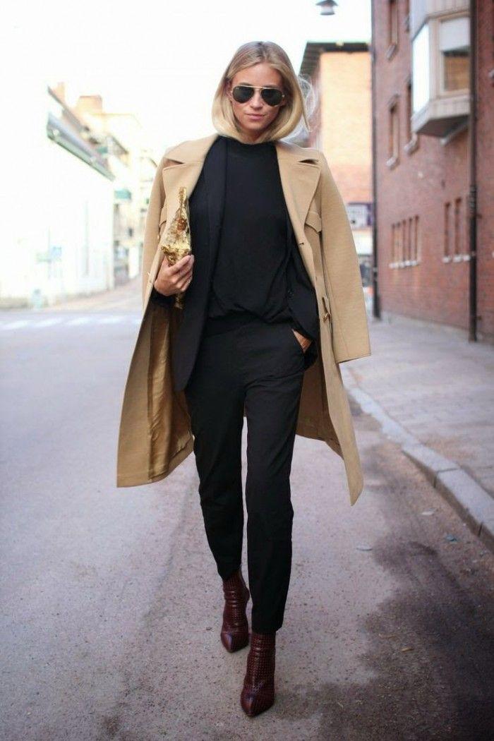Parisian Chic Street Style - Dress Like A French Woman (46)