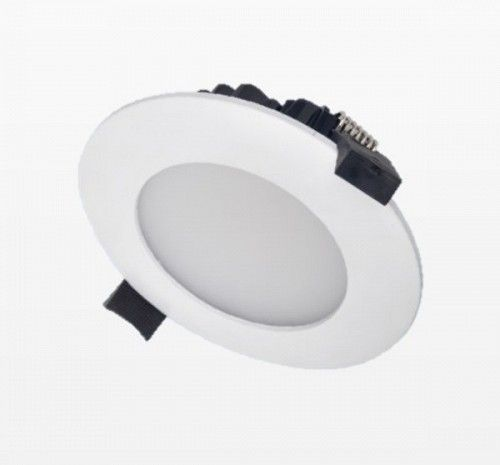 FLD144-13W IP44 Weatherproof LED Downlight. Using a Samsung SMD light source with a die cast aluminium heat sink our LED downlight is IC-F Rated meaning it is safe for installation in residential settings. This version is also IP44 Rated Weatherproof suitable for bathrooms and under eves outdoors.