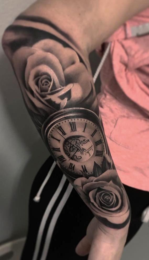 75 fotos de tatuagens femininas no braço – fotos e tatuagens   – Tattoo ideen