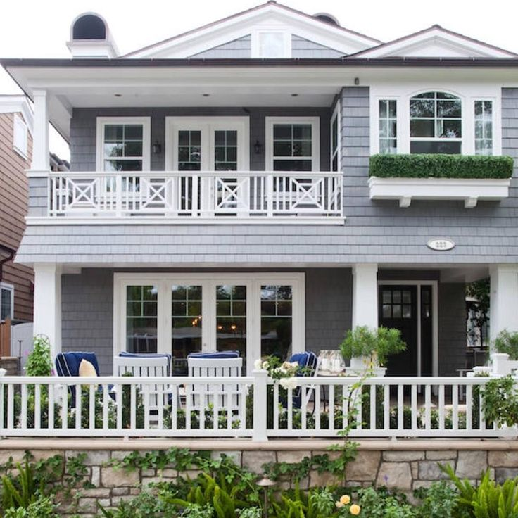 369 best House Exteriors images on Pinterest | House exteriors ...