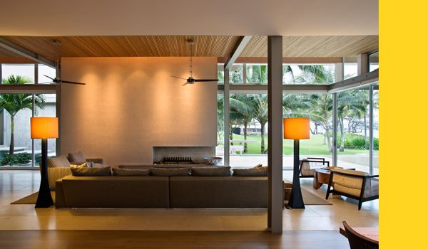 Formal Lounge. Pete Bossley Architects