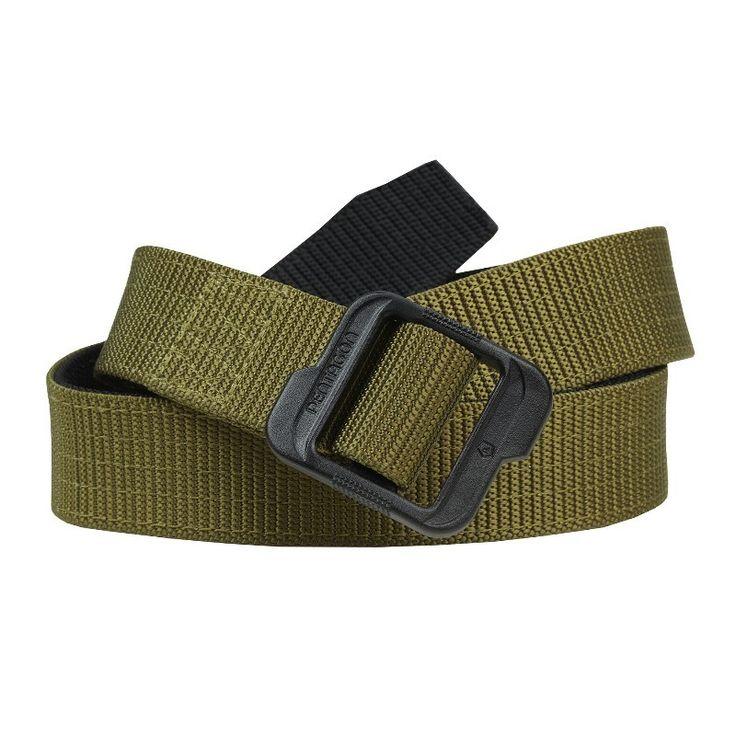 Pentagon Stealth Double Duty Belt verde/nero
