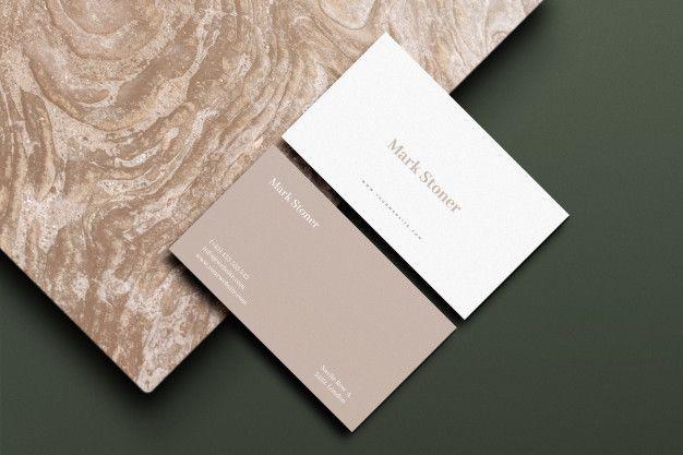 Modern Business Card Mockup Business Card Mock Up Premium Business Cards Elegant Business Cards Design