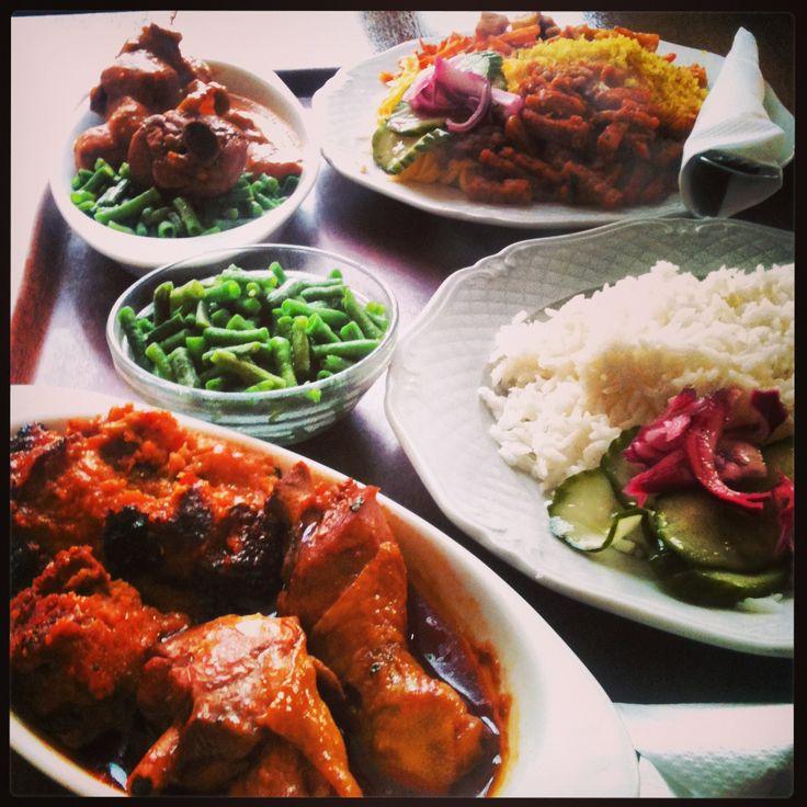 Nice food..Suriname style..