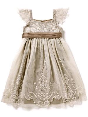 Vestidos de daminha vintage