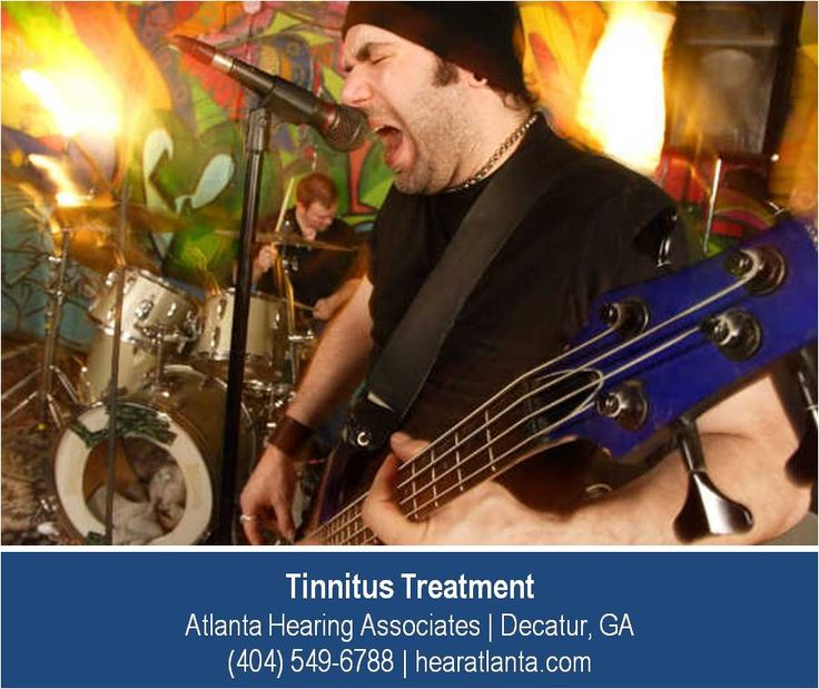 http://www.hearatlanta.com/tinnitus-treatment.php – Many musicians secretly struggle with tinnitus – during and after their musical careers. Several well known performers are openly discussing their tinnitus in hopes that other musicians will use better ear protection. We can help. Contact Atlanta Hearing Associates for custom musician ear plugs or for help with your tinnitus symptoms.