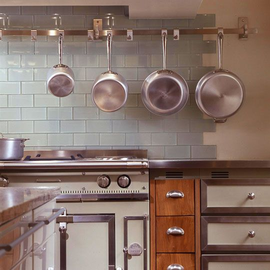 Kitchen Design Hanging Pots And Pans: 52 Best Images About Rack For Pots And Pans On Pinterest