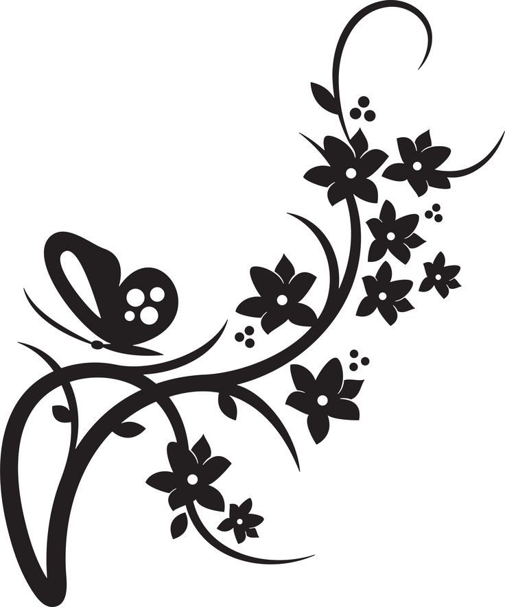 Wedding Clipart | Butterfly Wedding custom clip art Maybe a great design for plates or coasters?