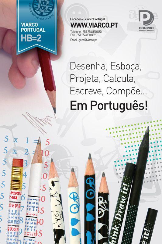 VIARCO Fabrica Portuguesa de Lápis