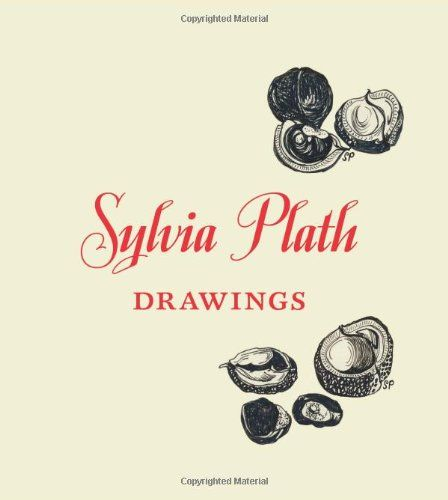 sylvia plath drawings
