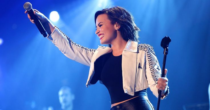 Demi Lovato to Headline Musicians on Call NYC Charity Concert #headphones #music #headphones