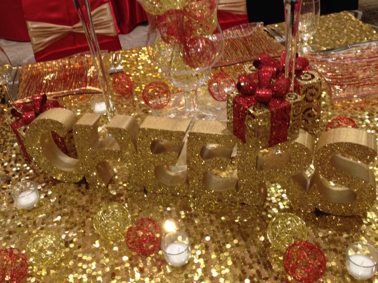 Holiday Party Centerpiece Corporate : Best images about corporate classy christmas woat on