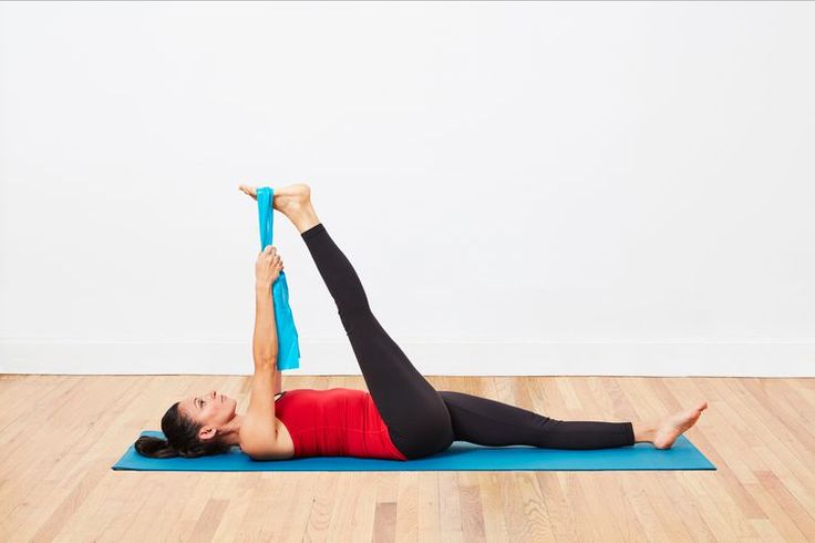 Get More Flexible Hamstrings, Hips, and Shoulders With 10 Yoga Poses