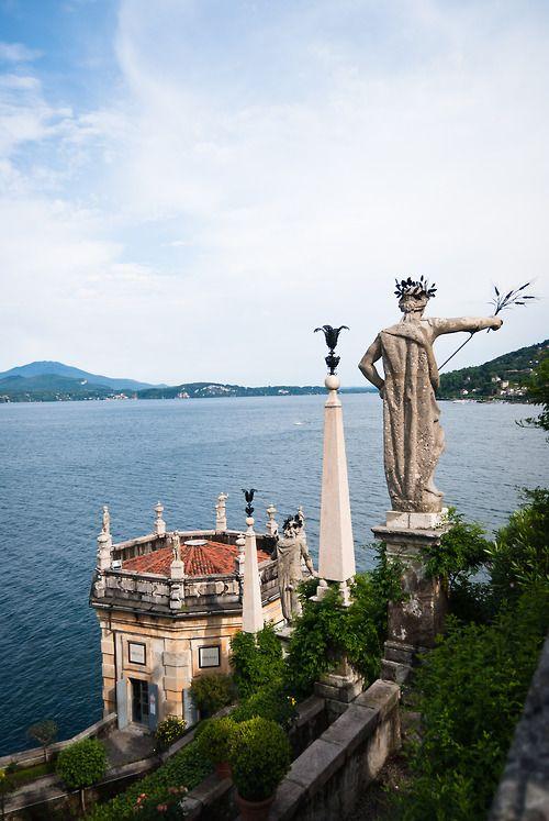 Isola Bella, Lake Como, Italy